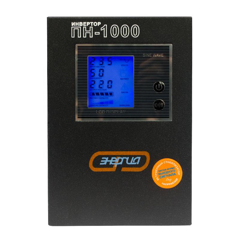 ИБП Энергия ПН 1000 (монохромный дисплей)