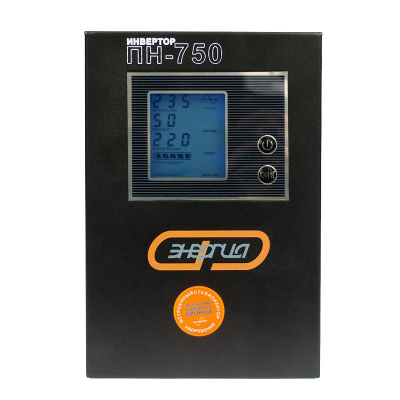 ИБП Энергия ПН 750 (монохромный дисплей)