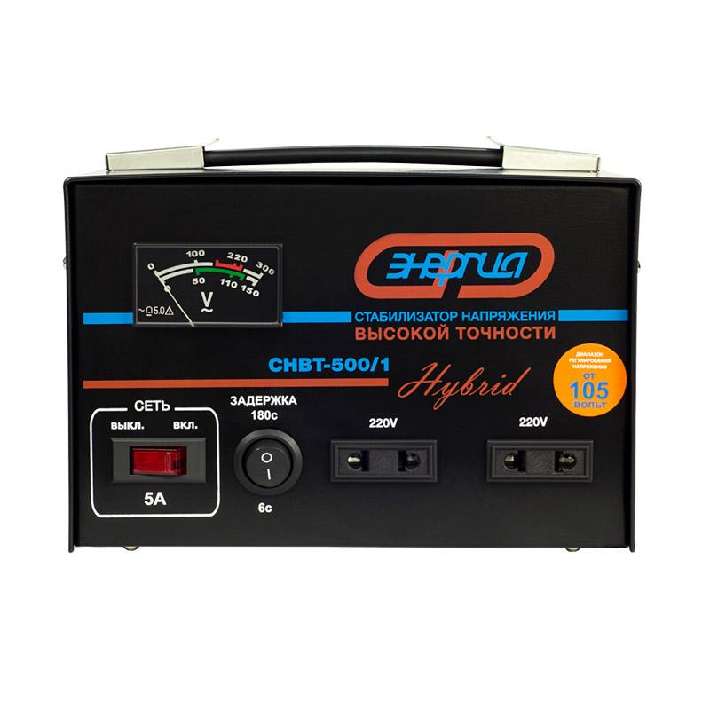 Стабилизаторы напряжения Энергия Hybrid СНВТ